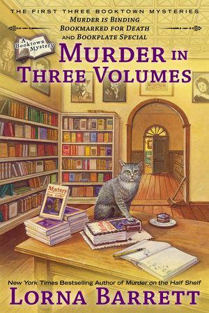 Murder in Three Volumes by Lorna Barrett