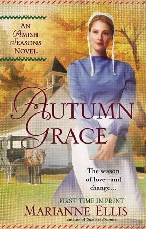 Autumn Grace by Marianne Ellis