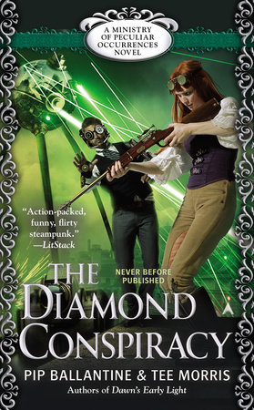 The Diamond Conspiracy by Philippa Ballantine and Tee Morris