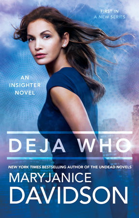 Deja Who by MaryJanice Davidson