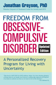 Freedom from Obsessive Compulsive Disorder