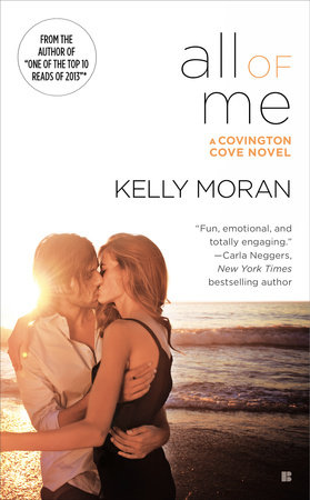 All of Me by Kelly Moran