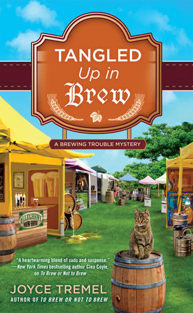 Tangled Up in Brew by Joyce Tremel