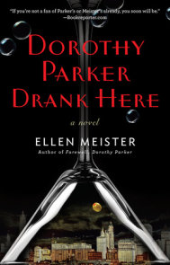 Dorothy Parker Drank Here