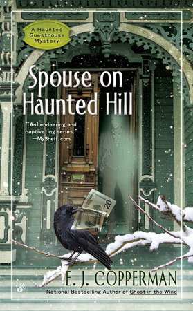 Spouse on Haunted Hill by E.J. Copperman