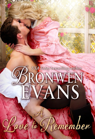 A Love to Remember by Bronwen Evans