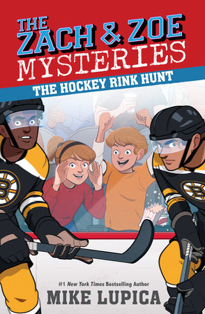 The Hockey Rink Hunt by Mike Lupica