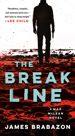 The Break Line by James Brabazon