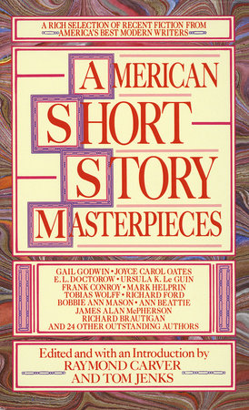 American Short Story Masterpieces by