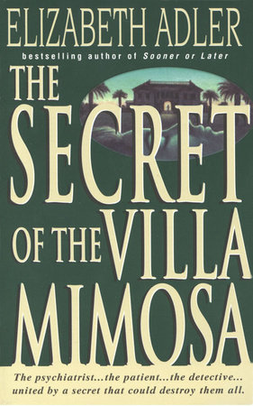 The Secret of the Villa Mimosa by Elizabeth Adler