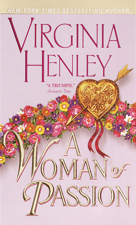 A Woman of Passion by Virginia Henley