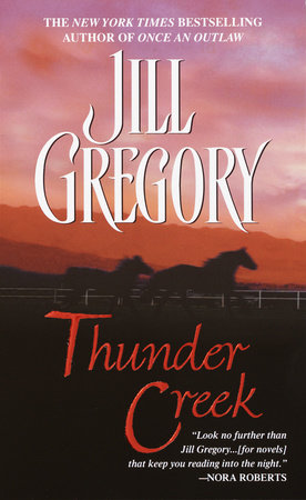 Thunder Creek by Jill Gregory