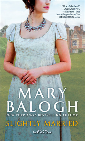 Slightly Married by Mary Balogh