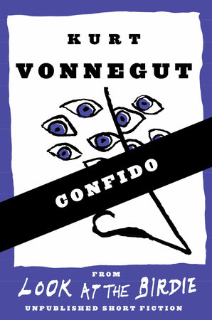 Confido (Stories) by Kurt Vonnegut
