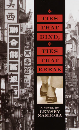 Ties That Bind, Ties That Break by Lensey Namioka