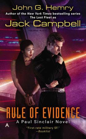 Rule of Evidence by John G. Hemry
