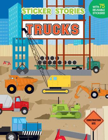 Trucks by Edward Miller