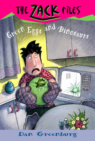 Zack Files 23: Greenish Eggs and Dinosaurs
