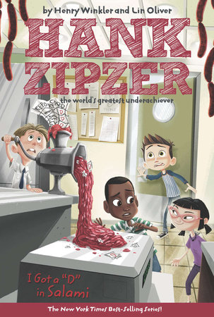 I Got a D in Salami #2 by Henry Winkler and Lin Oliver