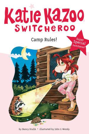 Camp Rules! by Nancy Krulik