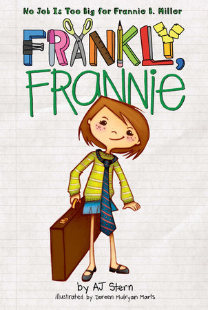 Frankly, Frannie by AJ Stern; Illustrated by Doreen Marts