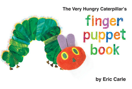 The Very Hungry Caterpillar's Finger Puppet Book