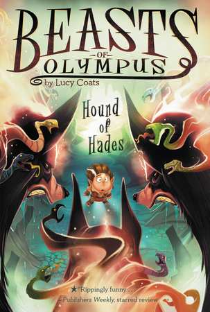 Hound of Hades #2 by Lucy Coats