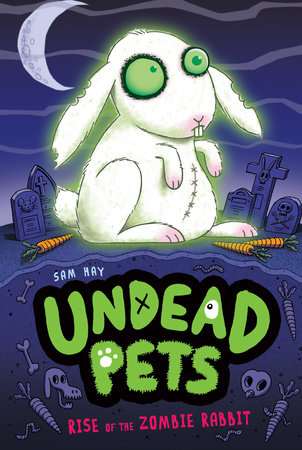 Rise of the Zombie Rabbit #5 by Sam Hay