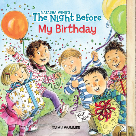 The Night Before My Birthday by Natasha Wing
