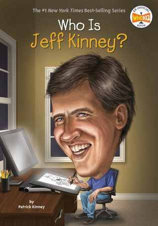 Who Is Jeff Kinney? by Patrick Kinney and Who HQ