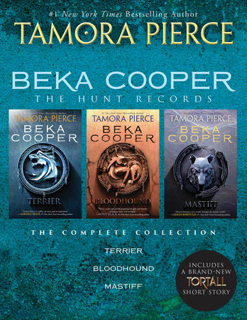 Beka Cooper: The Hunt Records by Tamora Pierce