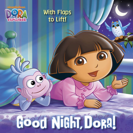 Good Night, Dora! (Dora the Explorer) by Random House