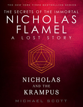 Nicholas and the Krampus by Michael Scott