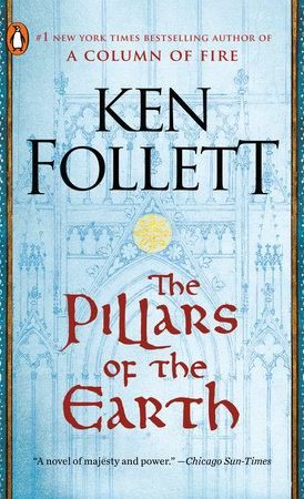 The Pillars of the Earth Book Cover Picture