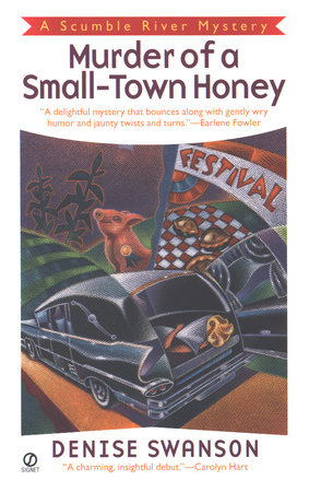 Murder of a Small -Town Honey by Denise Swanson