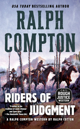 Ralph Compton Riders of Judgment by Ralph Cotton