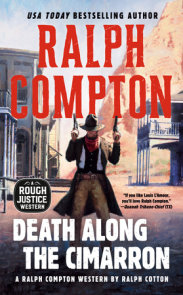 Ralph Compton Death Along the Cimarron