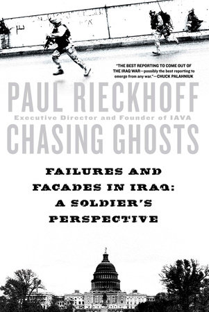 Chasing Ghosts by Paul Rieckhoff