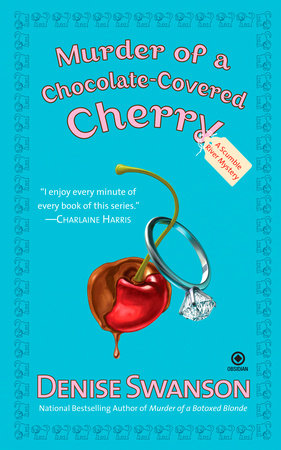 Murder of a Chocolate-Covered Cherry