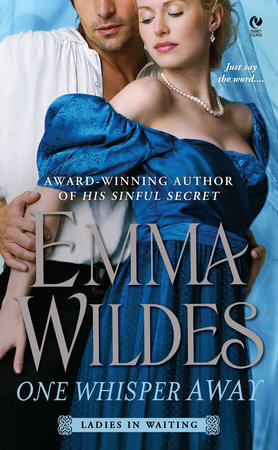 One Whisper Away by Emma Wildes
