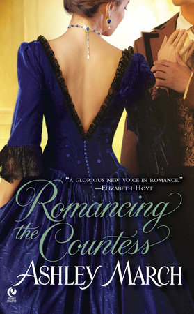 Romancing the Countess by Ashley March