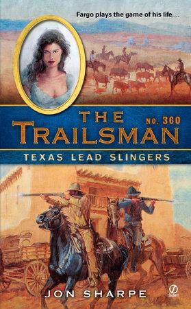 The Trailsman #360 by Jon Sharpe
