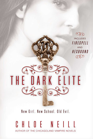 The Dark Elite by Chloe Neill