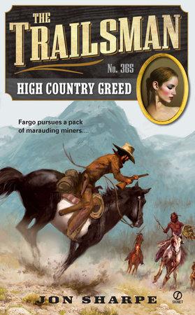 The Trailsman #365 by Jon Sharpe