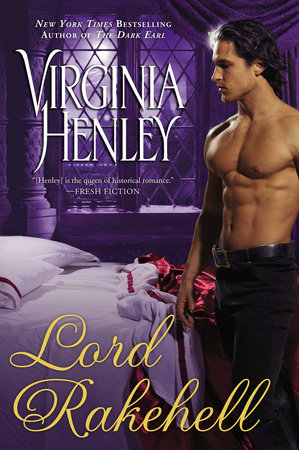 Lord Rakehell by Virginia Henley
