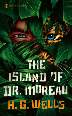 The Island of Dr. Moreau by H. G. Wells and Dr. John L. Flynn