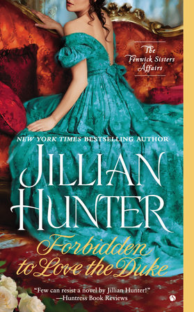 Forbidden to Love the Duke by Jillian Hunter