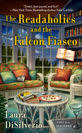 The Readaholics and the Falcon Fiasco by Laura DiSilverio