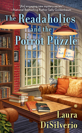 The Readaholics and the Poirot Puzzle by Laura DiSilverio