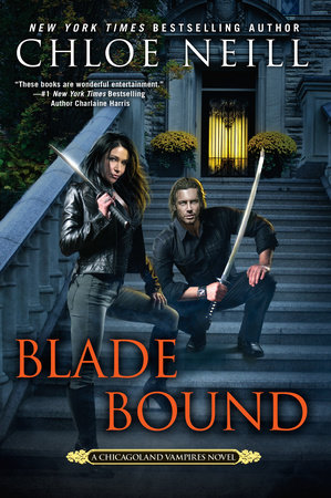 Blade Bound by Chloe Neill